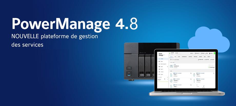 Serveur Powermanage 4.8